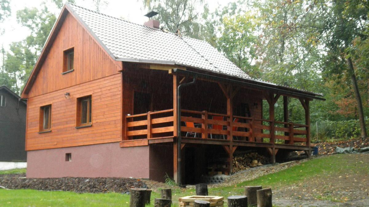 chata v beskydech k pronájmu Nýdek